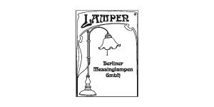 Berliner Messinglampen